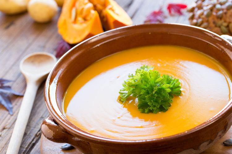 Velouté ou soupe ? Difficile de faire le choix !