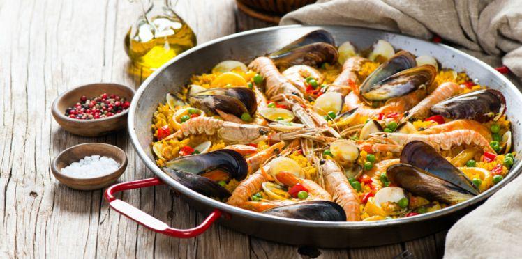 Comment préparer une fideua aux fruits de mer ?
