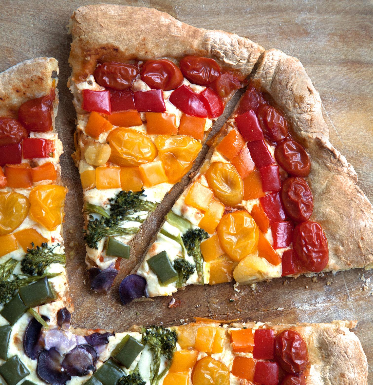 Tout sur la tendance culinaire : le Raimbow food